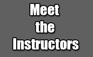 Meet the instructors